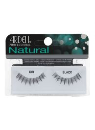 Ardell Natural (W) sztuczne rzęsy 108 Black