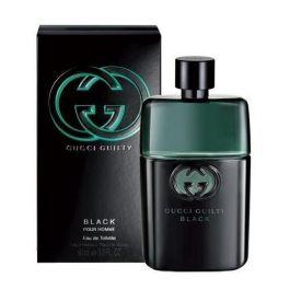 OUTLET Gucci Guilty Black (M) edt 90ml (brak folii, zawartość 90%)