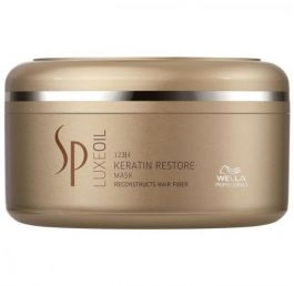 Wella Professionals SP Luxe Oil Keratin Restore Mask (W) keratynowa maska do włosów 150ml
