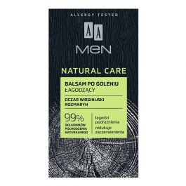 AA Men Natural Care (M) łagodzący balsam po goleniu 100ml