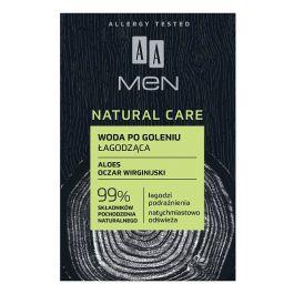 AA AA Men Natural Care (M) łagodząca woda po goleniu 100ml