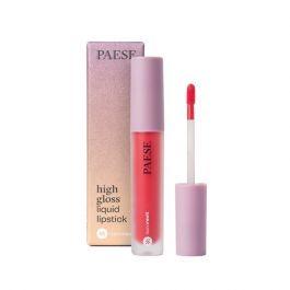Paese Nanorevit High Gloss Liquid Lipstick (W) pomadka w płynie 53 Spicy Red 4,5ml