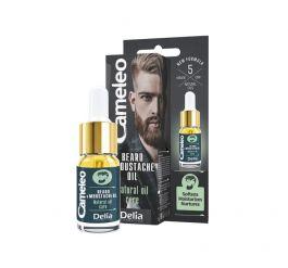 Delia Cosmetics Cameleo Men (M) olejek do brody i wąsów 10ml