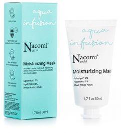 Nacomi Next Level Moisturizing Mask (W) nawilżająca maska do twarzy 50ml