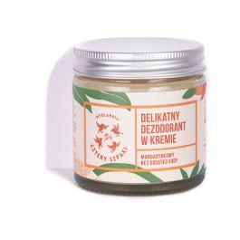 Mydlarnia Cztery Szpaki (W) delikatny dezodorant w kremie Mandarynkowy 60ml