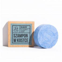 Mydlarnia Cztery Szpaki (W) delikatny szampon do włosów w kostce 75g
