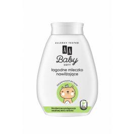 AA Baby Soft (U) łagodne mleczko nawilżające do ciała 250ml