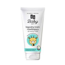 AA Baby Soft (U) łagodny krem nawilżający do twarzy i ciała 75ml