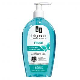 AA Intymna Fresh (W) żel do higieny intymnej z dozownikiem 300ml
