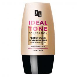 AA Make Up Ideal Tone (W) podkład do twarzy 105 Sand 30ml