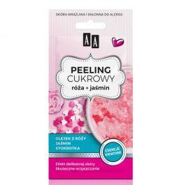 AA Sugar Scrub (W) glicerynowy peeling cukrowy Róża + Jaśmin 8ml