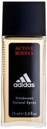 Adidas Active Bodies dezodorant w sprayu dla mężczyzn 75ml
