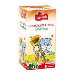 Apotheke herbatka dla dzieci rooibos BIO 30 g (20x 1,5g)