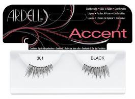Ardell Accent Lashes (W) sztuczne rzęsy 301 Black