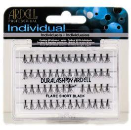 Ardell Duralash Individual Flare Short Black (W) kępki sztucznych rzęs 56szt