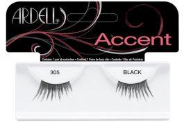 Ardell Lash Accents  Black 305 (W) sztuczne rzęsy