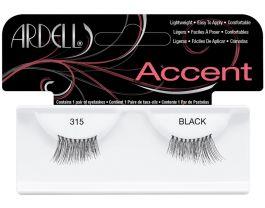 Ardell Lash Accents Black 315 (W) sztuczne rzęsy