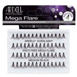 Ardell Mega Flare (W) kępki sztucznych rzęs bez węzełków 56szt