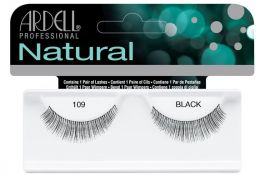 Ardell Natural Lashes Black 109 (W) sztuczne rzęsy