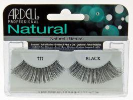 Ardell Natural (W) sztuczne rzęsy 111 Black