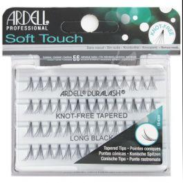 Ardell Soft Touch Long (W) kępki sztucznych rzęs bez węzełków 56szt
