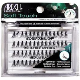 Ardell Soft Touch Medium (W) kępki sztucznych rzęs bez węzełków 56szt