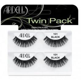 Ardell Twin Pack (W) sztuczne rzęsy 101 Demi Black 4szt.