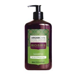 Arganicare Macadamia Shampoo (W) szampon do włosów suchych i zniszczonych 400ml