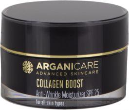 Arganicare Skin Collagen Boost Anti-Wrinkle Moisturizer SPF25 (W) krem do twarzy 50ml