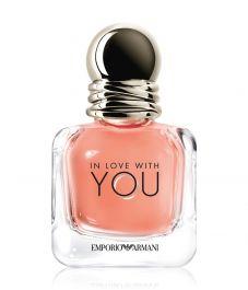 OUTLET Armani In Love With You (W) edp 100ml (brak opakowania, zawartość: 80%)