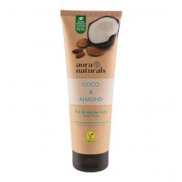 Aura Naturals (W) żel do mycia ciała Coco & Almond 250ml