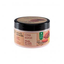 Aura Naturals (W) masło do ciała Chia & Goji 250ml