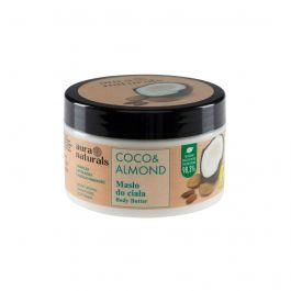 Aura Naturals (W) masło do ciała Coco & Almond 250ml