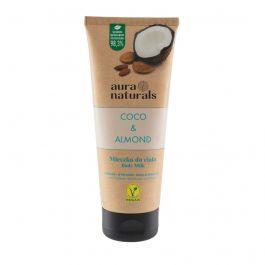 Aura Naturals (W) mleczko do ciała Coco & Almond 200ml
