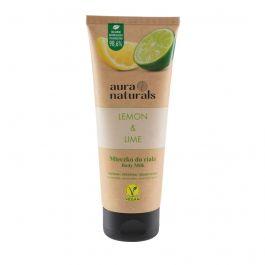 Aura Naturals (W) mleczko do ciała Lemon & Lime 200ml