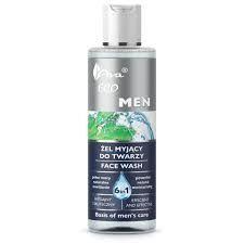 AVA Eco Men (M) żel myjący do twarzy 200ml