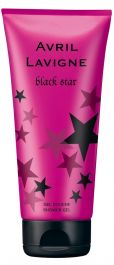 Avril Lavigne Black Star żel pod prysznic dla kobiet 150 ml