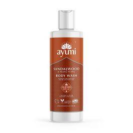 Ayumi Sandalwood & Ylang Ylang Body Wash  (W) relaksujący żel pod prysznic 250ml