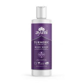 Ayumi Turmeric & Bergamot Body Wash  (W) odżywczy żel pod prysznic 250ml
