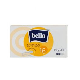 Bella Tampo (W) tampony Regular 16 szt.