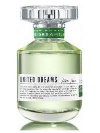 Benetton United Dreams Sweet Dreams Live Free (W) edt 80ml