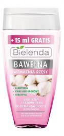 Bielenda Bawełna (W) skuteczny 2-fazowy płyn do demakijażu oczu 125ml