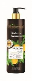 Bielenda Botanic Formula Cytrynowiec + Mięta (W) Mleczko do ciała 400 ml