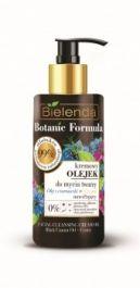 Bielenda Botanic Formula Olej z Czarnuszki + Czystek (W) Kremowy olejek do mycia twarzy 140ml