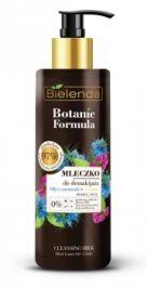 Bielenda Botanic Formula Olej z Czarnuszki + Czystek (W) Mleczko do oczyszczania i demakijażu twarzy, oczu 200 ml