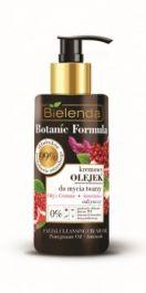 Bielenda Botanic Formula Olej z Granatu + Amarantus (W) Kremowy olejek do mycia twarzy 140 ml