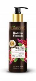 Bielenda Botanic Formula Olej z Granatu + Amarantus (W) Mleczko do oczyszczania i demakijażu twarzy, oczu 200ml