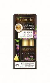 Bielenda Botanic Formula Olej z Konopi + Szafran (W) Olejek nawilżający 15ml