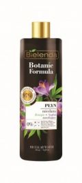 Bielenda Botanic Formula Olej z Konopi + Szafran (W) Płyn micelarny 500ml