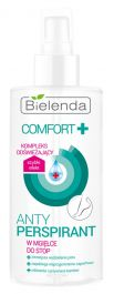 Bielenda Comfort+ (W) antyperspirant mgiełka do stóp 150ml
